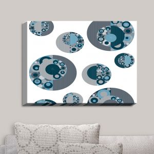 Decorative Canvas Wall Art | Valerie Lorimer - Circle Around
