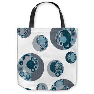 Unique Shoulder Bag Tote Bags | Valerie Lorimer - Circle Around