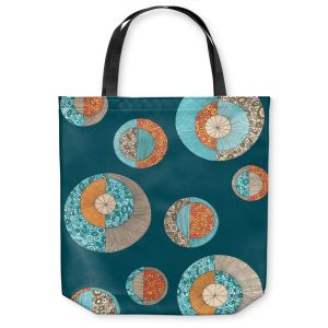 Unique Shoulder Bag Tote Bags | Valerie Lorimer - Circles MCM 2