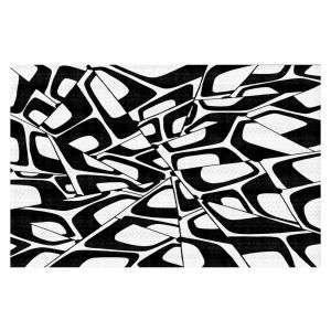 Decorative Floor Coverings | Valerie Lorimer - City Center | Abstract Pattern Repetition