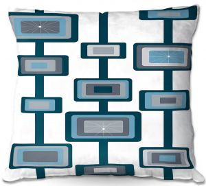 Decorative Outdoor Patio Pillow Cushion | Valerie Lorimer - Groove