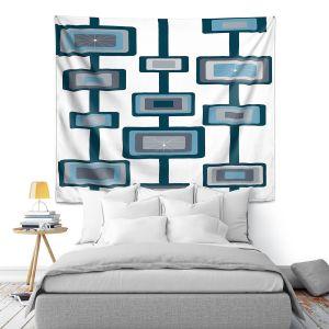 Artistic Wall Tapestry | Valerie Lorimer - Groove