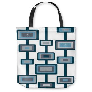 Unique Shoulder Bag Tote Bags | Valerie Lorimer - Groove