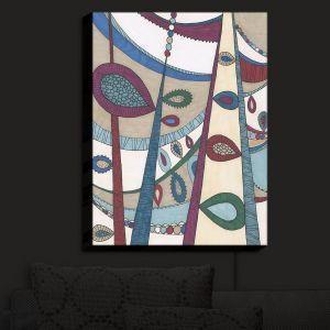 Nightlight Sconce Canvas Light | Valerie Lorimer - In The Vineyard