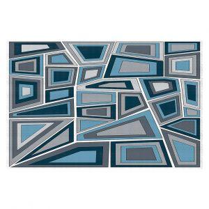 Decorative Floor Coverings | Valerie Lorimer - Mid Century Tango