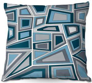 Throw Pillows Decorative Artistic | Valerie Lorimer - Mid Century Tango