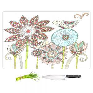 Artistic Kitchen Bar Cutting Boards | Valerie Lorimer - My Perfect Garden