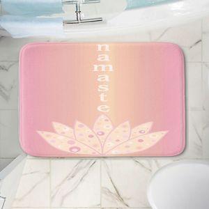 Decorative Bathroom Mats   Valerie Lorimer - Namaste