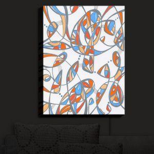 Nightlight Sconce Canvas Light | Valerie Lorimer - New Journey