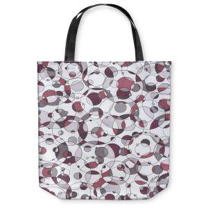 Unique Shoulder Bag Tote Bags | Valerie Lorimer - Orbit