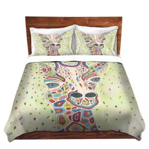 Artistic Duvet Covers and Shams Bedding | Valerie Lorimer - The View From Up Here