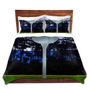 Artistic Duvet Covers and Shams Bedding | Will Bullas - High Tee