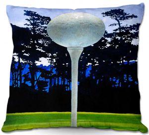 Throw Pillows Decorative Artistic   Will Bullas's High Tee
