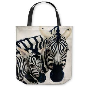 Unique Shoulder Bag Tote Bags | Will Bullas Madonna of the Serengeti