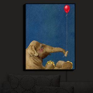 Nightlight Sconce Canvas Light | Will Bullas's The Red Balloon