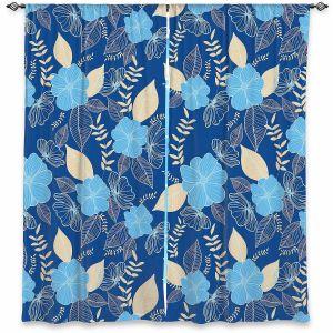 Decorative Window Treatments   Yasmin Dadabhoy - Flower Vine 3   Flowers Pattern Nature