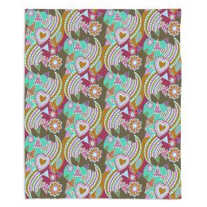 Artistic Sherpa Pile Blankets | Yasmin Dadabhoy - Popart Gold | abstract pattern geometric