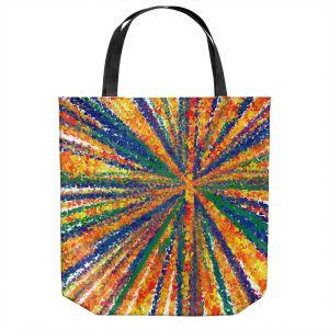 Unique Shoulder Bag Tote Bags   Yasmin Dadabhoy - Sun Light   Abstract
