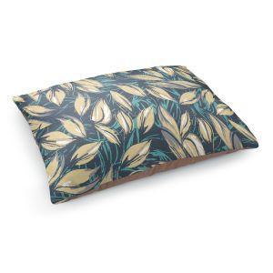 Decorative Dog Pet Beds | Zara Martina - Leafy Layers