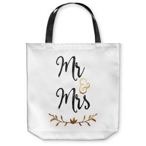 Unique Shoulder Bag Tote Bags |Zara Martina - Mr. And Mrs. Black Gold