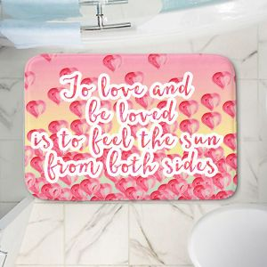 Decorative Bathroom Mats | Zara Martina - To Be Loved