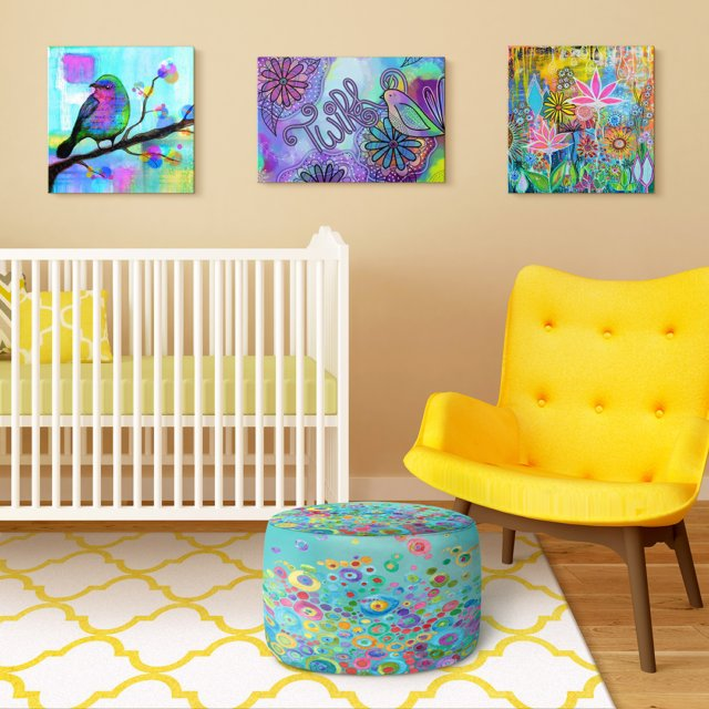 Nursery Inspired Decor 1