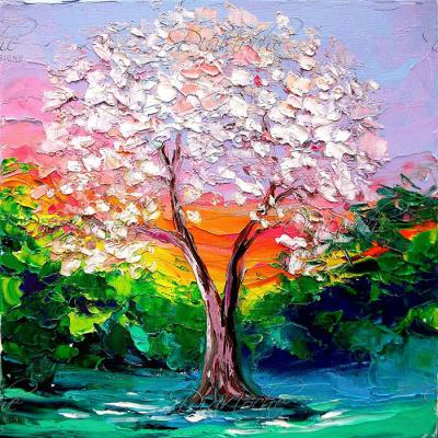 DiaNoche Designs Artist   Aja Ann - Story of the Tree L