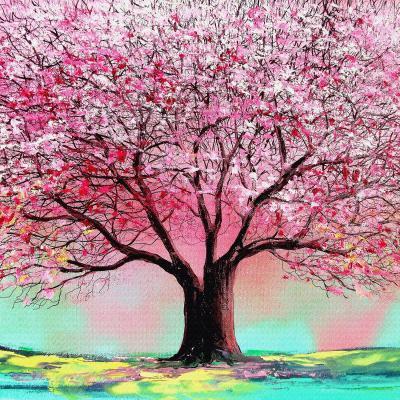 DiaNoche Designs Artist   Aja Ann - Story of the Tree lxxiv