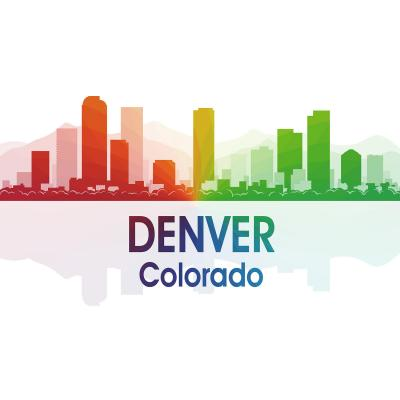 DiaNoche Designs Artist | Angelina Vick - City I Denver Colorado