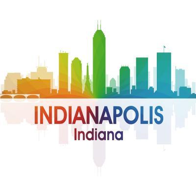DiaNoche Designs Artist | Angelina Vick - City I Indianapolis Indiana