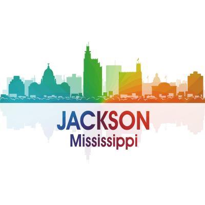 DiaNoche Designs Artist | Angelina Vick - City I Jackson Mississippi