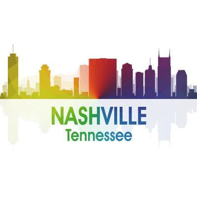 DiaNoche Designs Artist   Angelina Vick - City I Nashville Tennessee