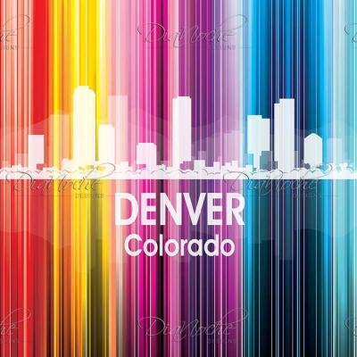 DiaNoche Designs Artist | Angelina Vick - City II Denver Colorado
