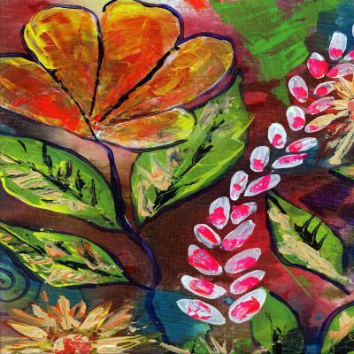 DiaNoche Designs Artist | Ann-Marie Cheung - Blossoms