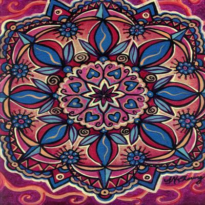 DiaNoche Designs Artist | Ann-Marie Cheung - Mandala Love
