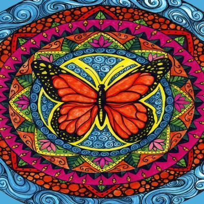 DiaNoche Designs Artist | Ann Marie Cheung - Monarch Butterfly
