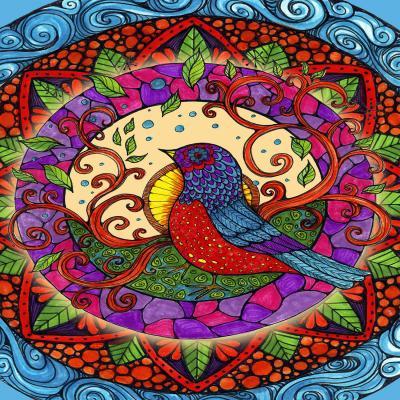 DiaNoche Designs Artist | Ann Marie Cheung - Pretty Bird