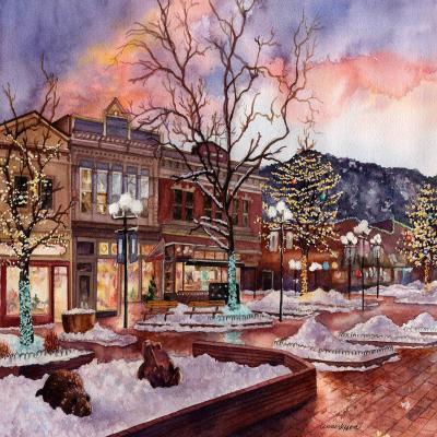 DiaNoche Designs Artist | Anne Gifford - Boulder Pearl Street