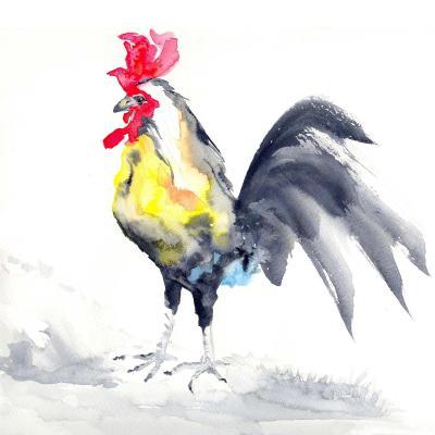 DiaNoche Designs Artist | Brazen Design Studio - Cockrel Rooster