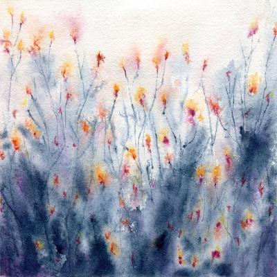 DiaNoche Designs Artist | Brazen Design Studio - Floral Splendor