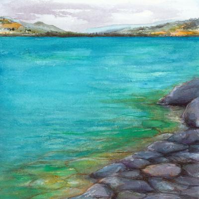 DiaNoche Designs Artist | Brazen Design Studio - Kalamalka Lake