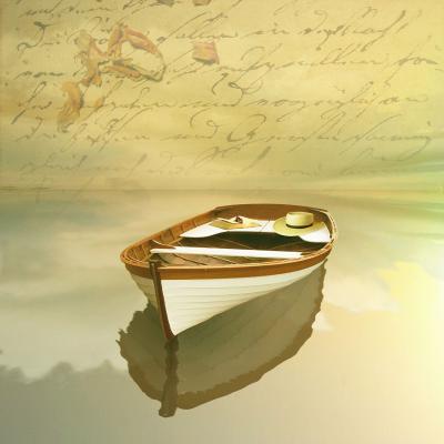 DiaNoche Designs Artist | Carlos Casamayor - Memories I Boat