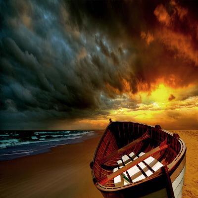 DiaNoche Designs Artist | Carlos Casamayor - Soft Sunrise On The Beach IX
