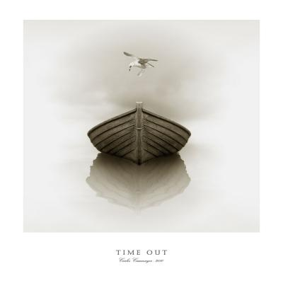 DiaNoche Designs Artist | Carlos Casamayor - Time Out I Boat