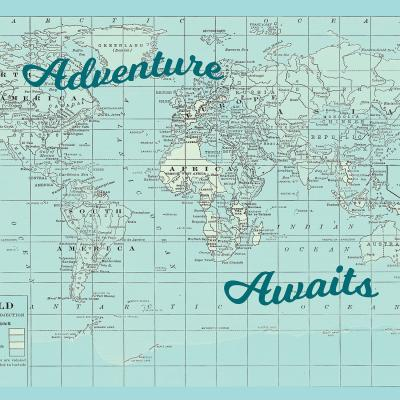 DiaNoche Designs Artist | Catherine Holcombe - Adventure Awaits