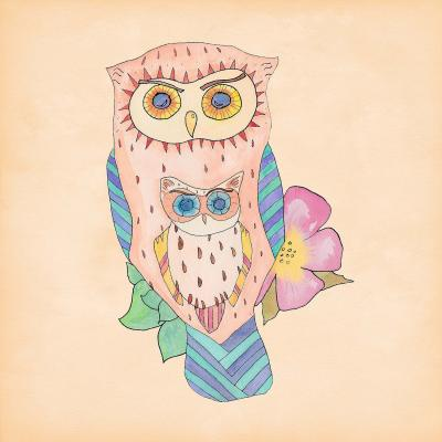 DiaNoche Designs Artist | Catherine Holcombe - Southwest Owls I