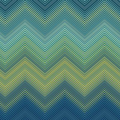 DiaNoche Designs Artist | Christy Leigh - Teling Zig Zag