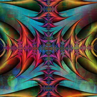 DiaNoche Designs Artist | Christy Leigh - Tribal Magic I