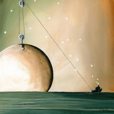 DiaNoche Designs Artist | Cindy Thornton - A Solar System