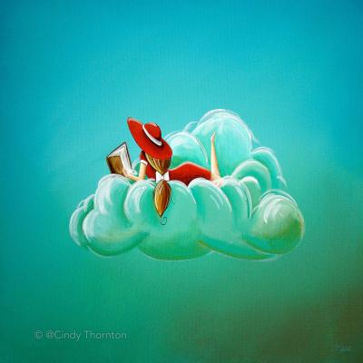 DiaNoche Designs Artist | Cindy Thornton - Cloud Nine